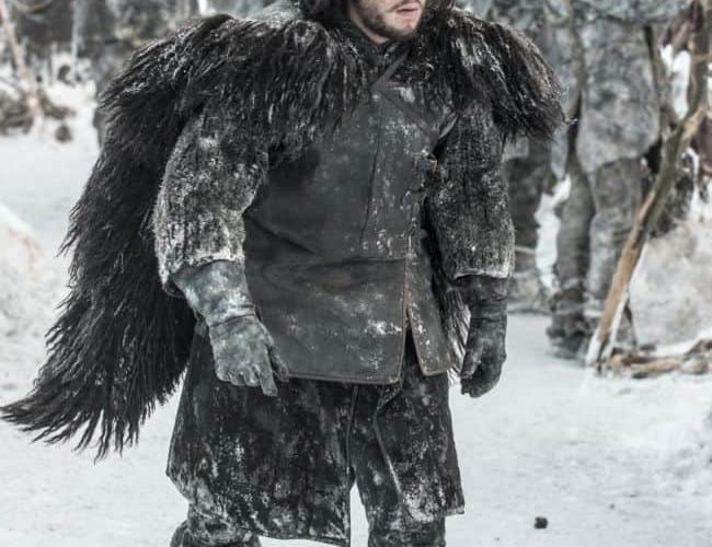 Kit Harington as Jon Snow Game Of Thrones Season 3 Cast