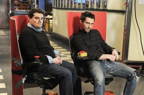 Adam Levine SNL Promo