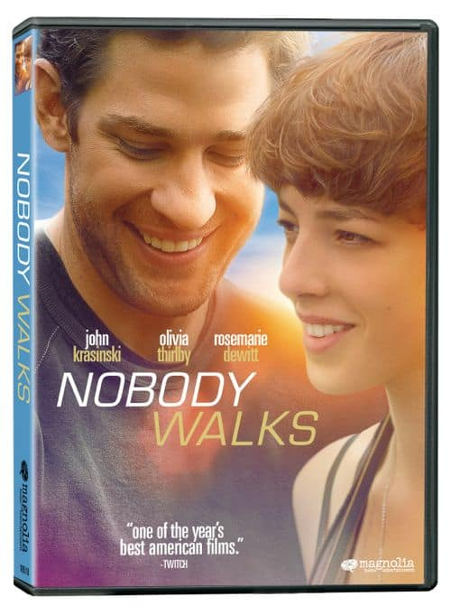 Nobody Walks DVD