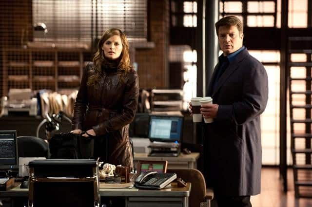 CASTLE Season 5 Episode 13 Recoil