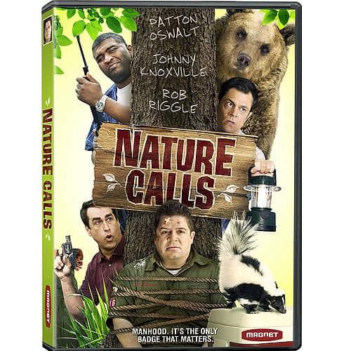 Nature Calls DVD