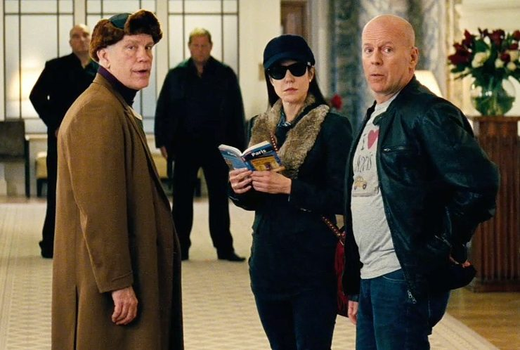 Red 2 Movie Trailer