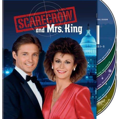 Scarecrow and Mrs King Season 4 DVD