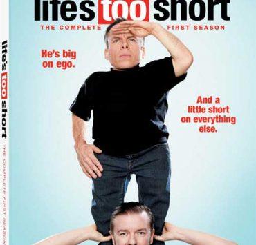 Life's Too Short Season 1 DVD