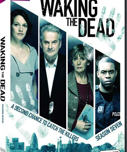 Waking The Dead Season 7 DVD