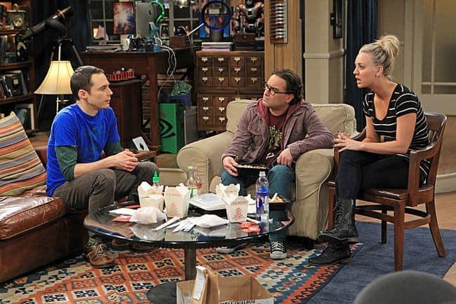 THE BIG BANG THEORY Season 6 Episode 14 The Cooper/Kripke Inversion