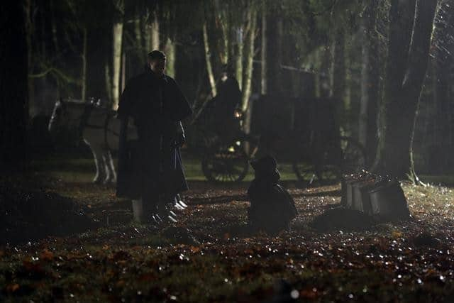 ONCE UPON A TIME Season 2 Episode 12 In The Name Of The Brother