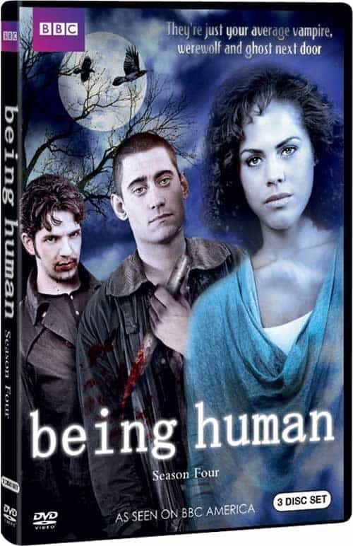 Being Human Season 4 DVD