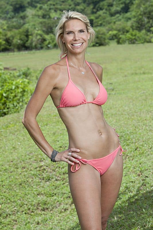 Sherri Biethman SURVIVOR: CARAMOAN - FANS VS FAVORITES