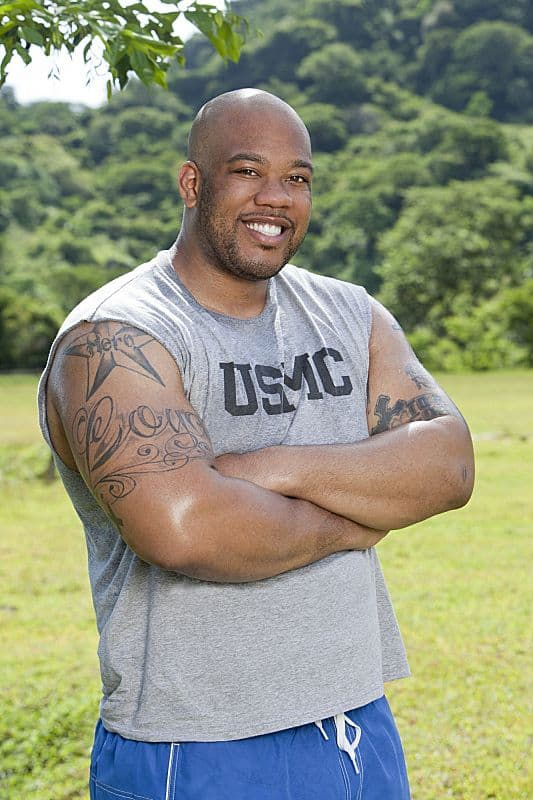 Shamar Thomas SURVIVOR: CARAMOAN - FANS VS FAVORITES