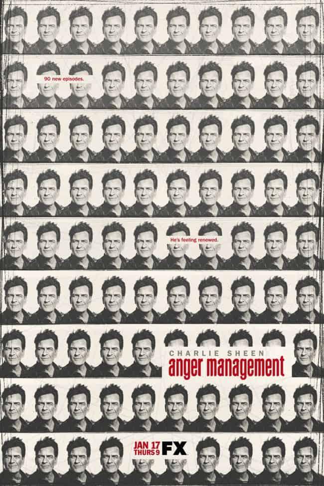 Anger Management Season 2 Poster FX