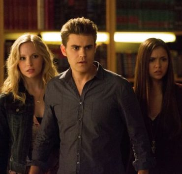 THE VAMPIRE DIARIES Season 4 Episode 10 After School Special