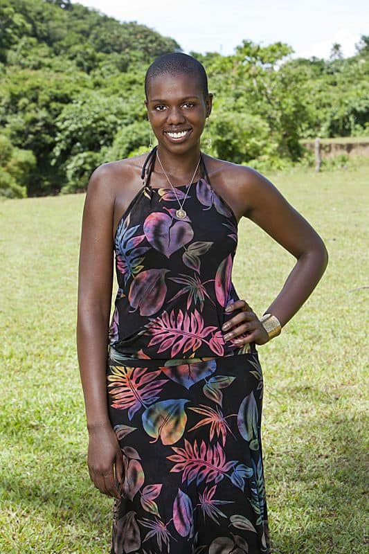 Francesca Hogi SURVIVOR: CARAMOAN - FANS VS FAVORITES