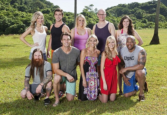 The Gota Tribe SURVIVOR: CARAMOAN - FANS VS. FAVORITES