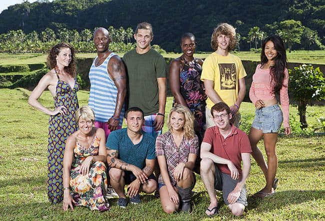 The Bikal Tribe SURVIVOR: CARAMOAN - FANS VS. FAVORITES