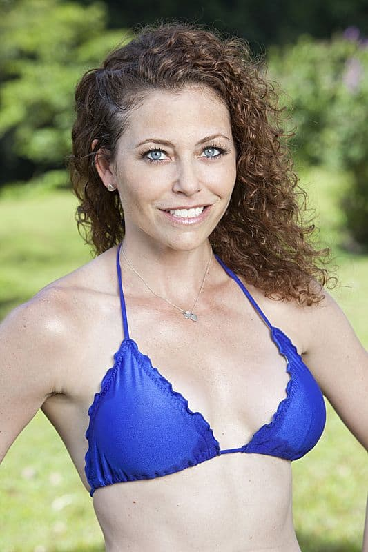 Corinne Kaplan SURVIVOR: CARAMOAN - FANS VS. FAVORITES