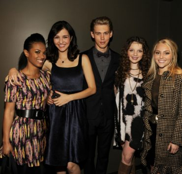 THE CARRIE DIARIES Cast CW