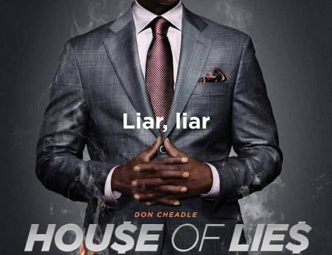 House Of Lies Season 2 Poster
