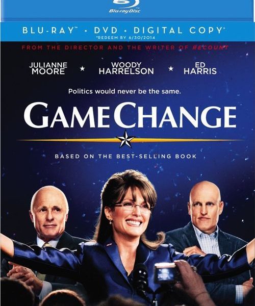Game Change Bluray