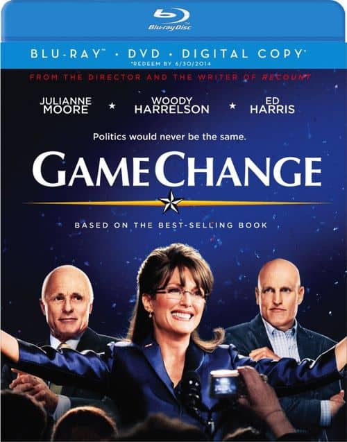 Game Change Bluray