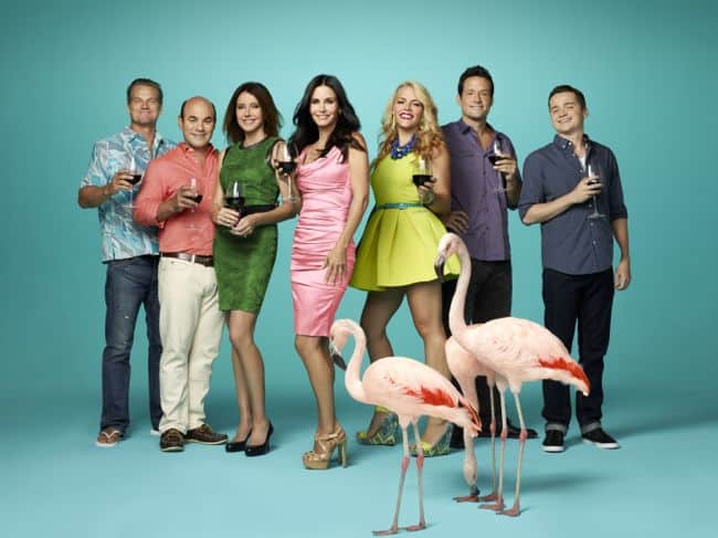 Cougar Town Season 4 Cast