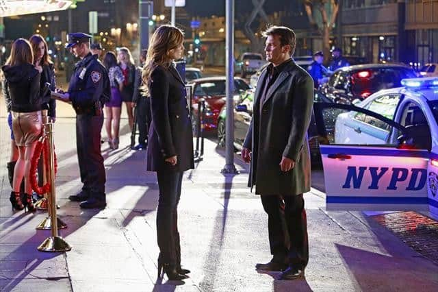 CASTLE Season 5 Episode 12 Death Gone Crazy