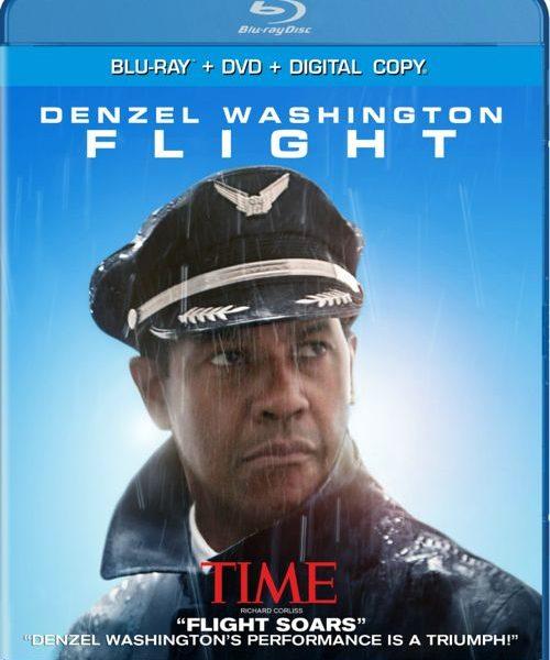 Flight Bluray DVD