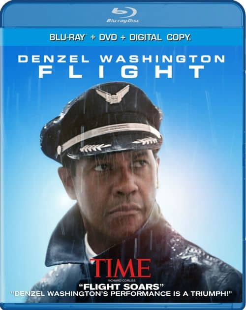 Flight Bluray DVD