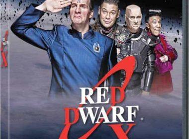 Red Dwarf X DVD