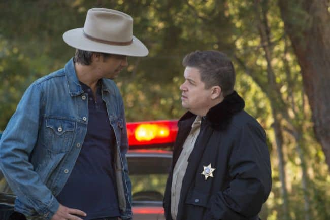 JUSTIFIED Season 4 Episode 1 Hole In The Wall