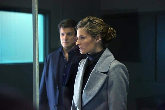Castle Season 5 Episode 17 NATHAN FILLION, STANA KATIC