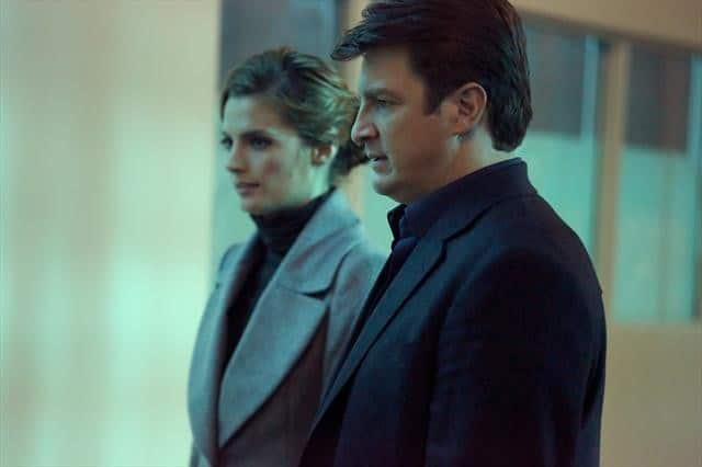 Castle Season 5 Episode 17 STANA KATIC, NATHAN FILLION