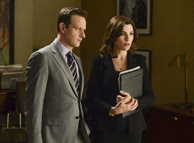 """""""Invitation to an Inquest"""" Alicia (Julianna Margulies) and Will's (Josh Charles) latest case brings them to an inquest at the coroner's office"""