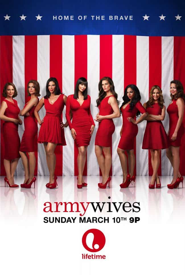 Army Wives Season 7 Poster