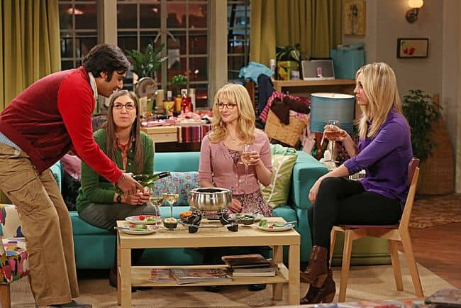 THE BIG BANG THEORY Season 6 Episode 18 The Contractual Obligation Implementation 1