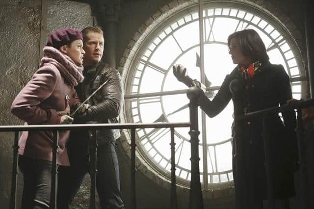 GINNIFER GOODWIN, JOSH DALLAS, LANA PARRILLA