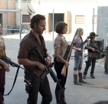 THE WALKING DEAD Season 3 Episode 11 I Ain't A Judas