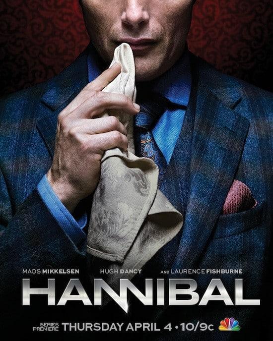Hannibal NBC Poster 2012
