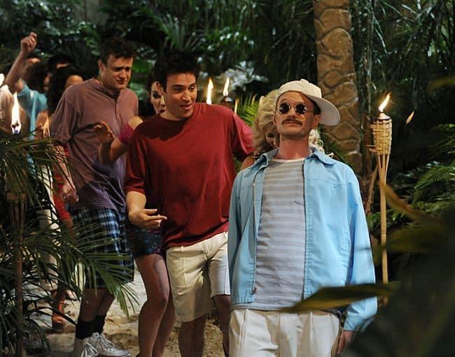 HOW I MET YOUR MOTHER Season 8 Episode 18 Weekend At Barney's