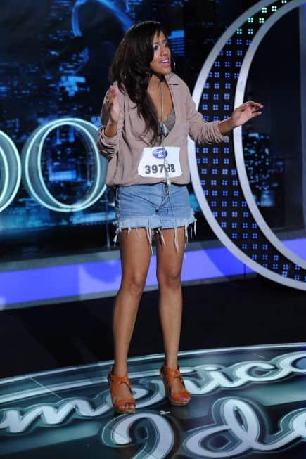 Tenna Torres American Idol