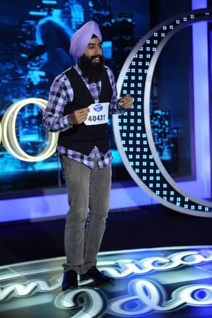 Gupreet Singh Sarin American Idol