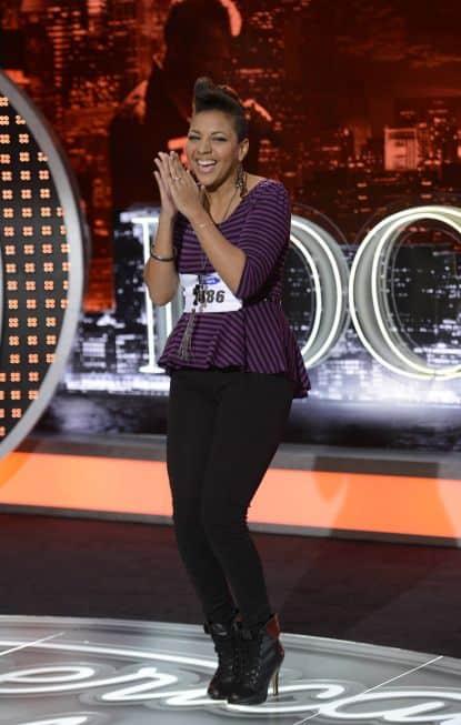 Cristabel Clack American Idol
