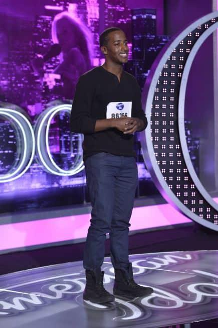 Cortez Shaw American Idol