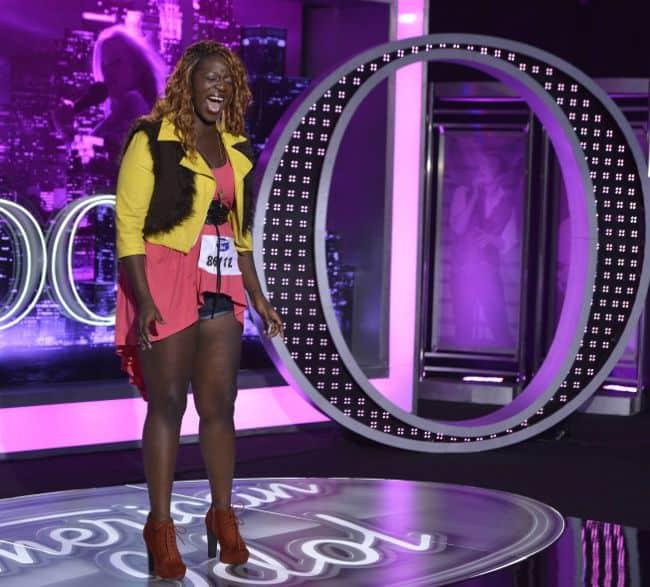 Zoanette Johnson American Idol