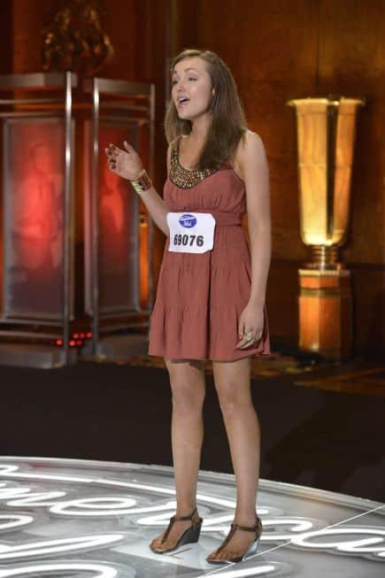 Rachel Hale American Idol