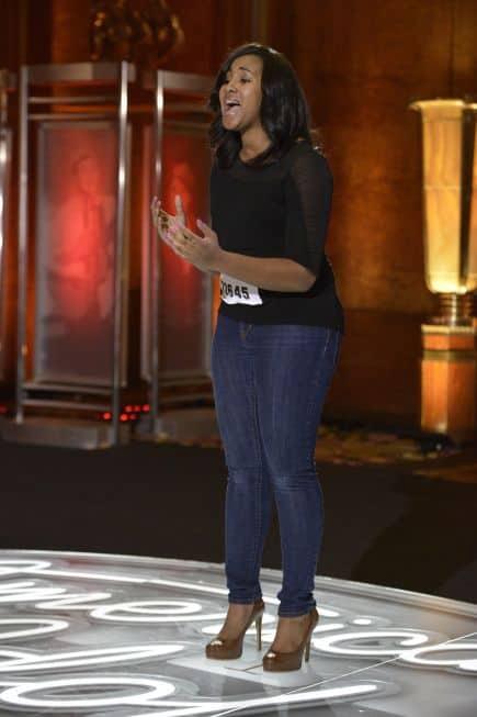 Kamaria Ousley American Idol