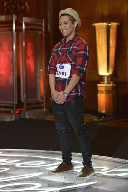 Elijah Liu American Idol