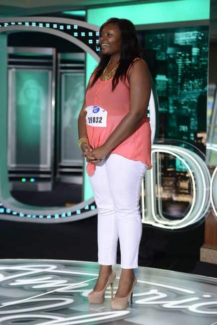 Candice Glover American Idol