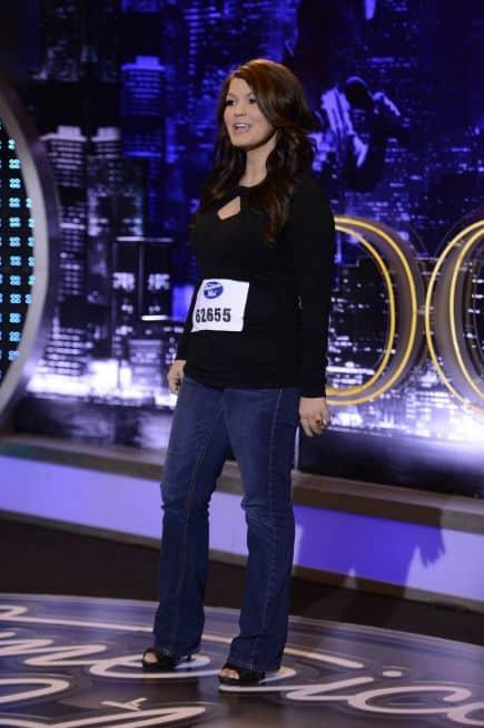 Brandy Hotard American Idol
