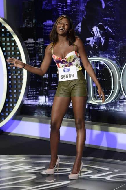 Amber Holcomb American Idol